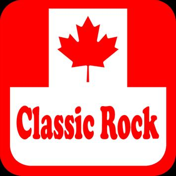 Canada Classic Rock Radios poster