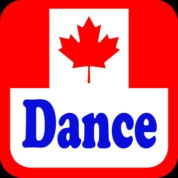 Canada Dance Radio Stations poster