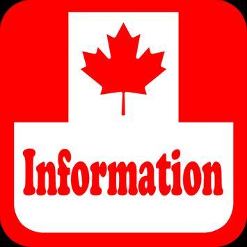 Canada Information Radios poster