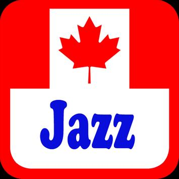 Canada Jazz Radio Stations poster