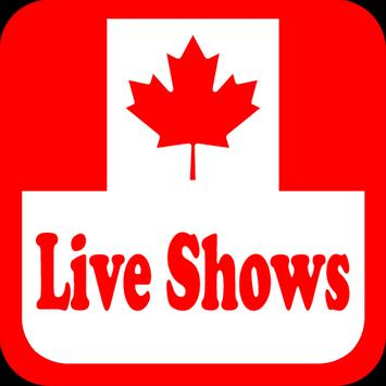 Canada Live Shows Radios poster