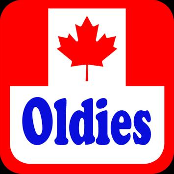 Canada Oldies Radio Stations poster