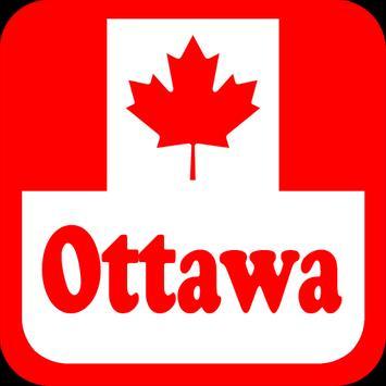 Canada Ottawa Radio Stations poster