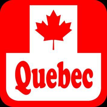 Canada Quebec Radio Stations poster