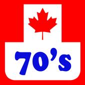 Canada 70's Radio Stations icon