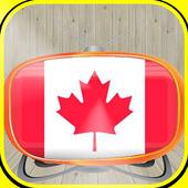 Canada Tv icon