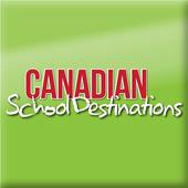 Canadian School Destinations icon