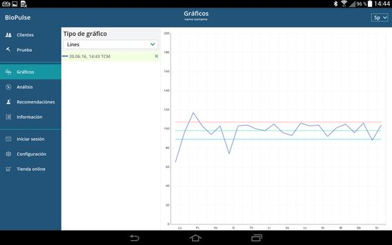 BioPulse Ryodoraku apk screenshot