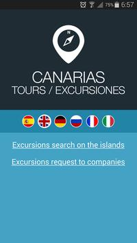 Canarias Tours / Excursiones poster