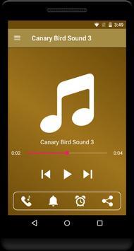 Canary Bird Sounds screenshot 1