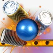 Smash Tin Ball icon