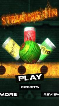 Smash Tin Ball poster