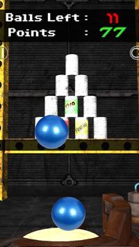 Smash Tin Ball screenshot 1