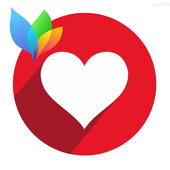 Theme XperiaCan - Hearts icon