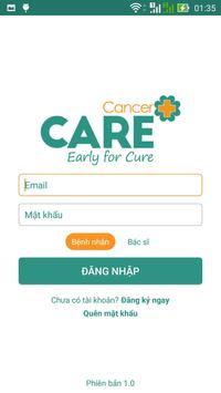 CancerCare+ poster