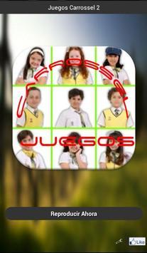 Juegos Carrossel 2 poster