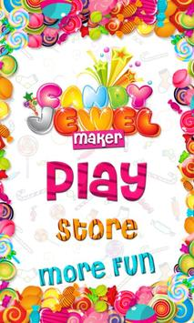 Jewel Candy Maker poster