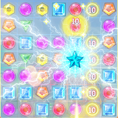 Jewels Temple Gems icon