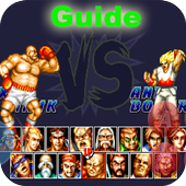 Guide for Fatal fury icon