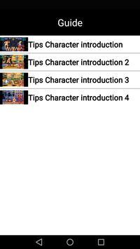 Guide for Fatal fury screenshot 2