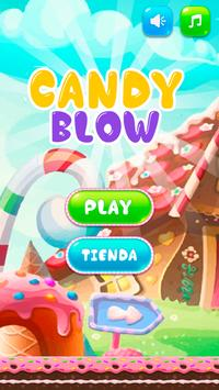 Candy Blow poster