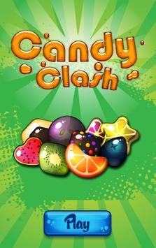 Candy Clash poster