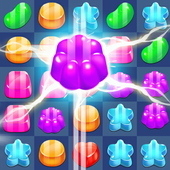 Cookie Jelly Sweet Candy icon