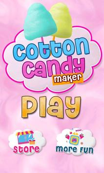 Cotton Candy Maker poster