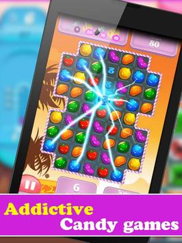 Free Candy Games screenshot 1