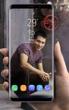 Jet Li Wallpaper screenshot 3