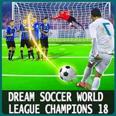 dream soccer world league champions russia 2018 icon
