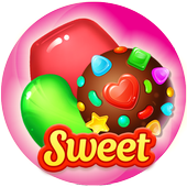 Candy Yummy - New Bears Candy Match 3 Games Free icon