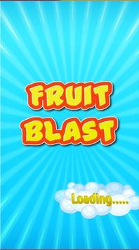 candy Fruit garden Crush Blast apk screenshot