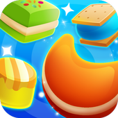 Candy Cookie Mania icon