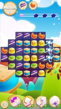 Candy Cookie Mania apk screenshot