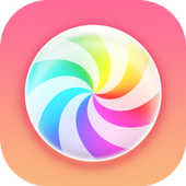 CandyCam Selfie - Perfect Selfie Photo Editor icon