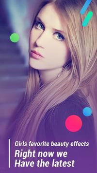 CandyCam Selfie - Perfect Selfie Photo Editor screenshot 1