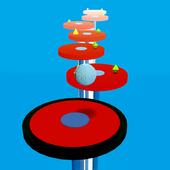 Bouncing Ball - Platform Jump icon