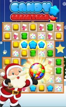 Candy Christmas 2016 apk screenshot