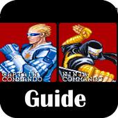 Guide for Captain Commando icon