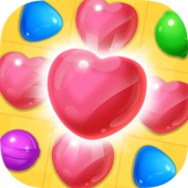 Candy Crack - Tap 2 or more adjacent cubes icon