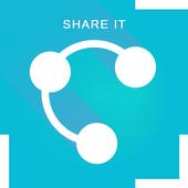 File Transfer SHAREit 2017 Tip icon