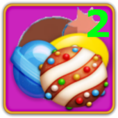 Candy Garden 2:Match 3 Puzzle icon