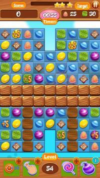 Candy Garden 2:Match 3 Puzzle screenshot 4