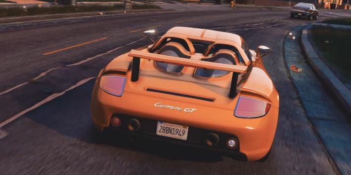 3D Carrera GT Simulator screenshot 8