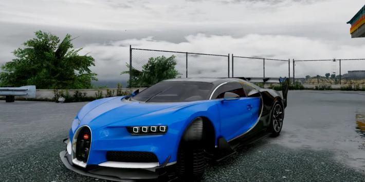 Chiron Simulator Bugatti apk screenshot