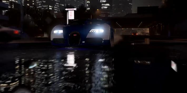 Veyron Driving Bugatti 3D screenshot 11