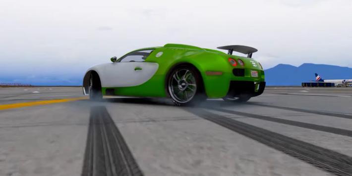 Veyron Driving Bugatti 3D screenshot 1