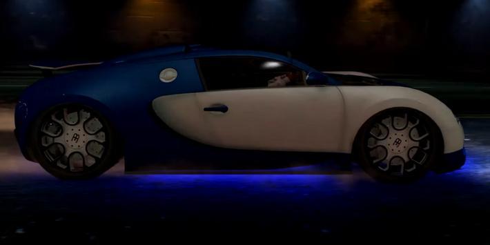 Veyron Driving Bugatti 3D screenshot 2