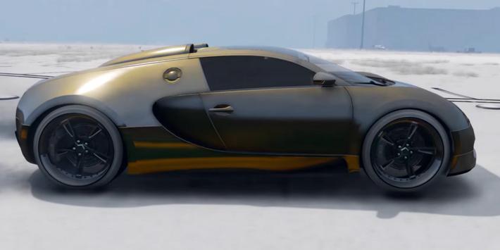 Veyron Driving Bugatti 3D screenshot 6